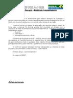 Manual UNISUS - Módulo Acompanhamento