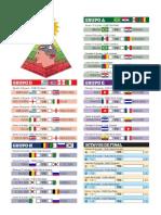 programacion mundial 2014