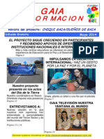 Revista Gaia Informacion-mayo