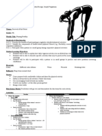 ed 353- survival of the fittest p e  activity handout