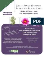 Plant Sale Fyler