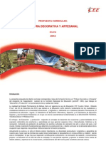 11PropuestaCurricularPINTURA_DECORATIVAyArtesanal