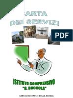 Carta Dei Servizi 09/10