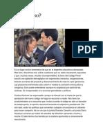 Consenso Reforma Codigo Penal