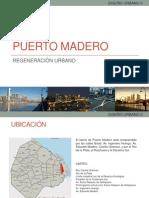 Regeneracion Urbana de Puerto Madero