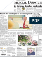 The Commercial Dispatch EEdition 5-13-14