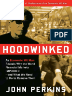 Hoodwinked by John Perkins - Excerpt
