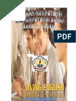 Cover Standar Bahasa Inggris