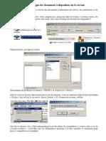Mode Operatoire DosSup
