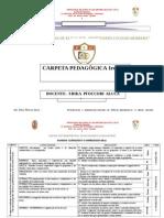 CARPETA 1 GRADO 1°,2 y 3 unidad