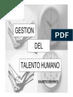 Administracion de Recursos Humanos Chiavenato