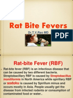 Rat Bite Fevers