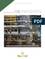 Crude Oil Processing