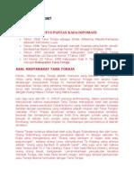 SEKILAS TENTANG ASAL-USUL DAN BUDAYA TORAJA