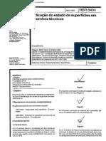 NBR 8404 - Indicacao Do Estado de Superficies Em Desenhos Tecnicos