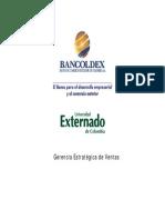 Gestion Estrategica de Ventas EXTERNADO III 2010