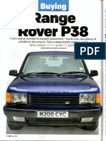 2014 Land Rover Owners International Magazine's Range Rover P38 Buyers Guide.