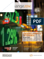 FXExchange 2014 -- Changing Nature of Corporate FX Management ProcessesDue to Regulatory Change