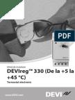 DEVIreg330 Romana