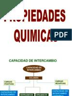 edafoPROPIEDADES QUIMICAS-
