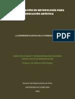 ESPECIALIZACIÓN EDUARTISTICA VIERNES 16 OCT