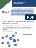SRMO - Sage Research Methods Online