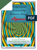 Moving towards Sustainability Behaviour through Hypnosis