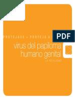 Virus del Papiloma Humano genital, la realidad