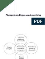 Planeamiento Empresas de Servicios 2