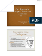 Carl Rogers Clase 8