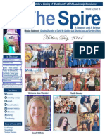 Spire - May 12, 2014