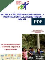 Iniciativa Balance 7 Mayo 2014