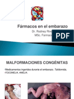 Tema 14 Farmacos en El Embarazo.ppt