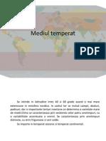 Mediul temperat