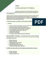 Demonologia - Estudo