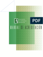 Manual de Acreditación Adventista