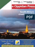 The Oppidan Press Edition 5 2014