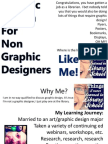 Graphic Design for Non Graphic Designers
