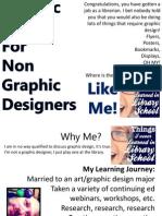 Graphic Design for Non Graphic Designers