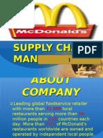 Supply Chain 2003
