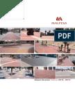 Catalogo Adoquines Malpesa 2012-2013