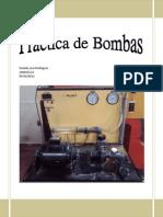 Practica de Bombas