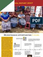 MFO 2007 Annual Report