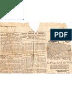 Deutsch Newspaper 1915 -German newspaper 1915