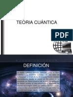 TEORIA CUANTICA