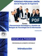UPeU - Curso - Planeamiento Estratégico de TIC (1)
