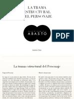 Malena Tobal - La trama estructural del Personaje.pdf