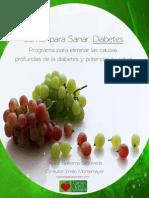 Comer Para Sanar - Diabetes