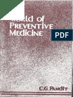 My World of Preventive Medicine-Edited