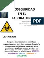 3. Bioseguridad en El Laboratorio